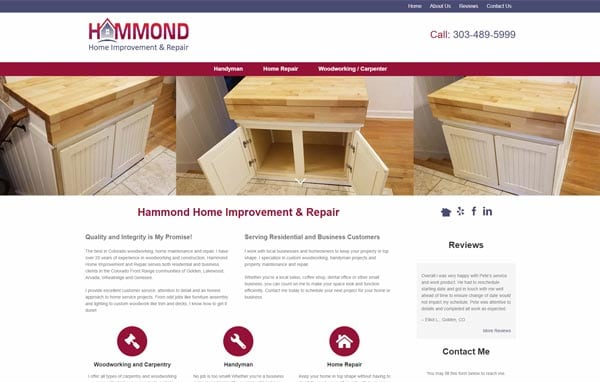 Hammond Home Improvement