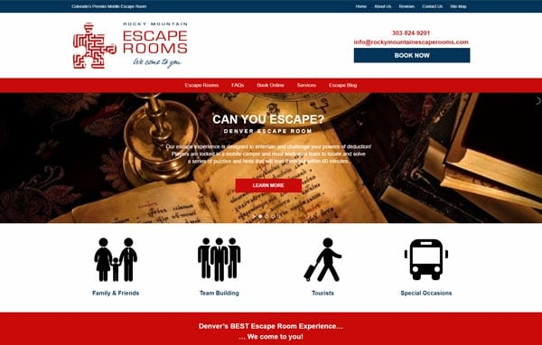 Rocky Mountain Escape Rooms