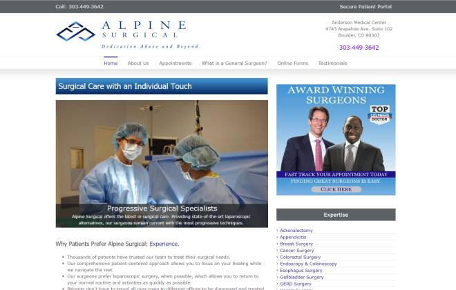 Alpine Surgical