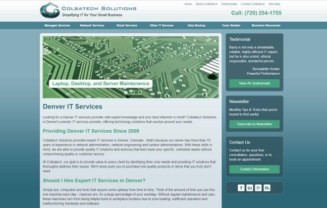 Denver Web Clients Denver Web Success