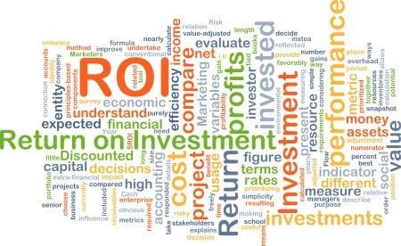 Denver Web Return on Investment