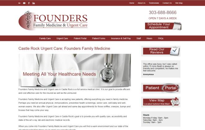 Founders Family Medicine