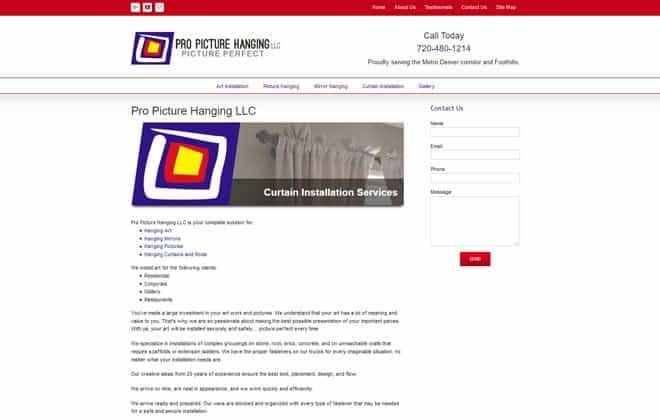Pro Picture Hanging LLC