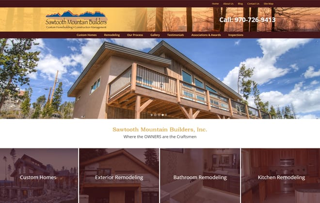 Sawtooth Mountain Builders