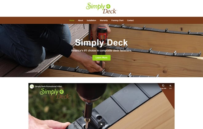 Simply Deck